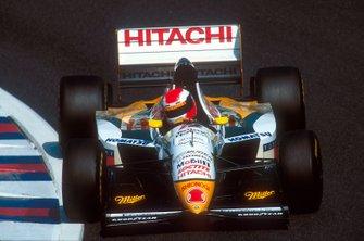 Johnny Herbert, Lotus 107C