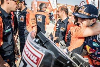Лусиано Бенавидес, KTM Factory Racing Team, KTM 450 (№77)