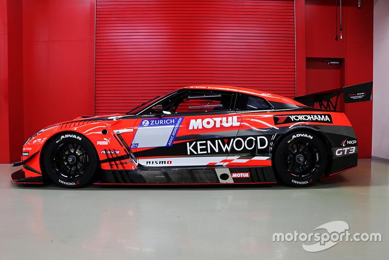 Bekanntgabe: Nissan, 24h Nürburgring