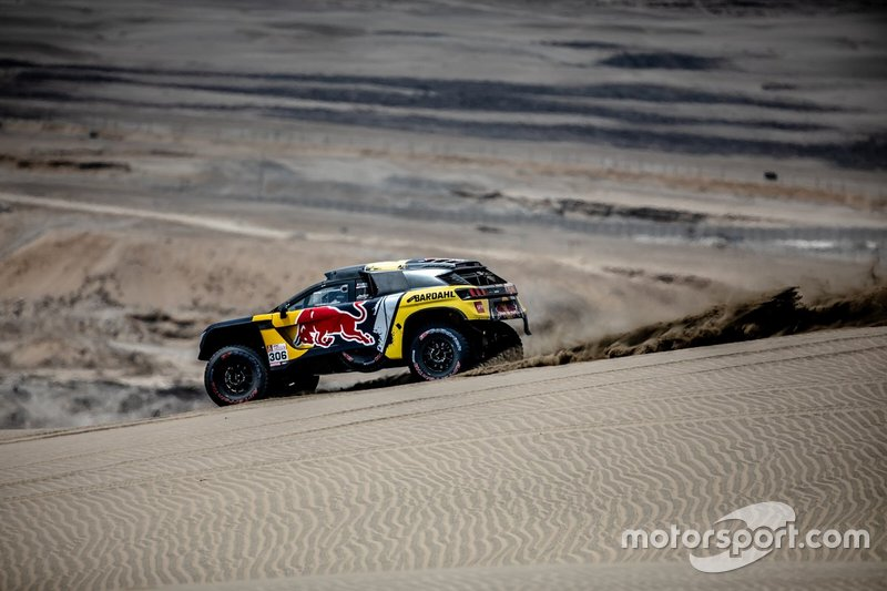 Dakar 2019: Auto