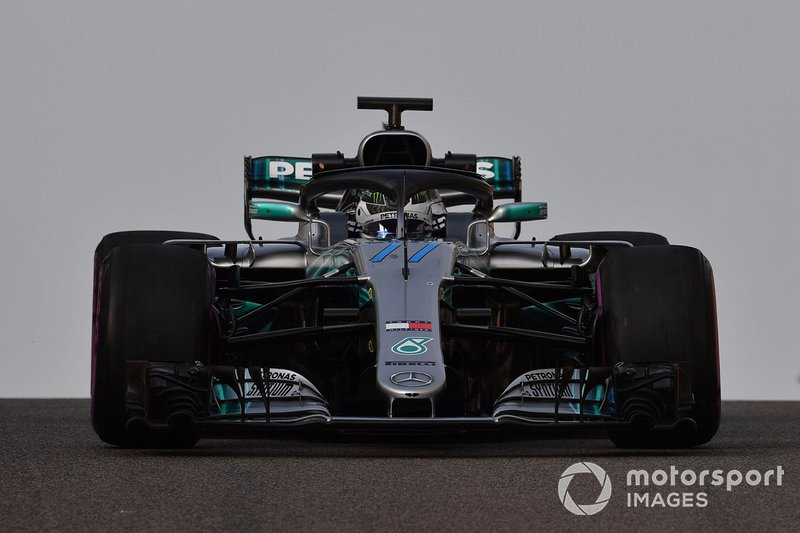 Mercedes-AMG Petronas Motorsport  F1 2019 driver and team line-ups valtteri bottas mercedes amg f1 w09 1