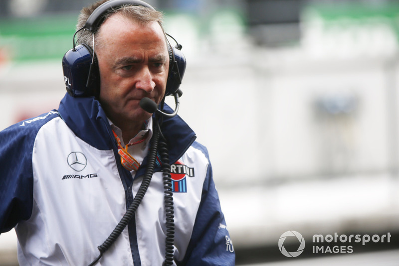 Падді Лоу, Williams Racing