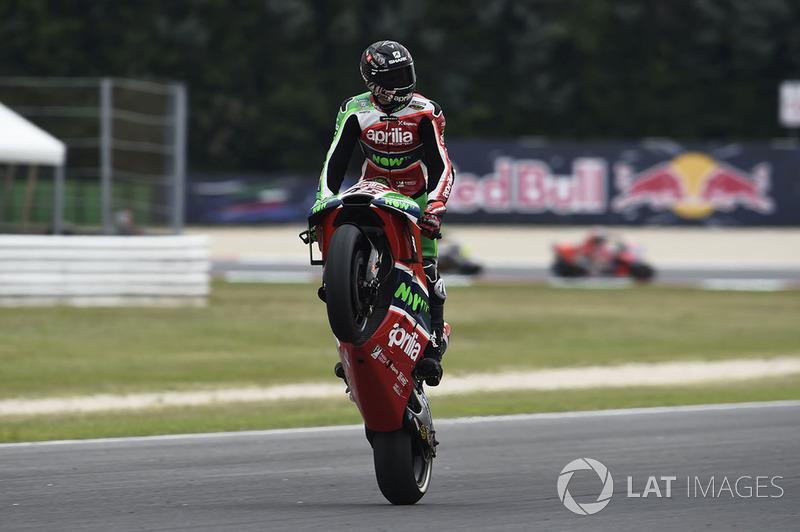 MotoGP San Marino: Scott Redding, Aprilia Racing Team Gresini