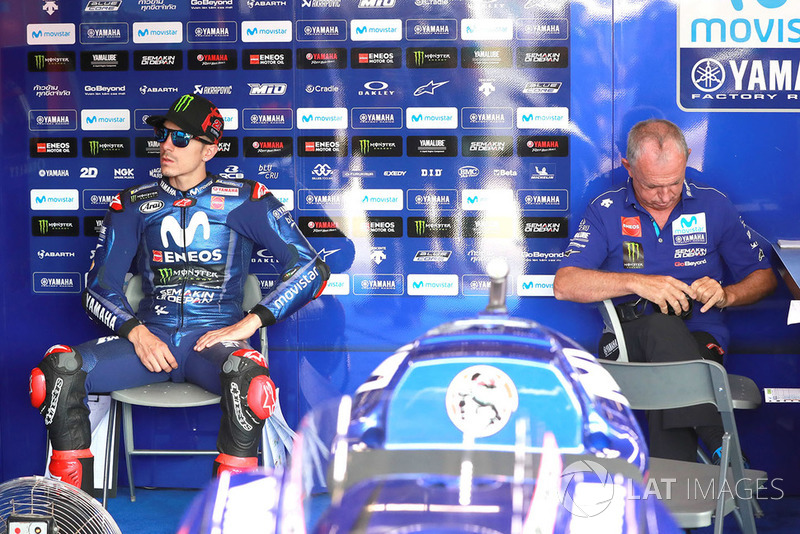 Maverick Viñales, Yamaha Factory Racing, Ramon Forcada
