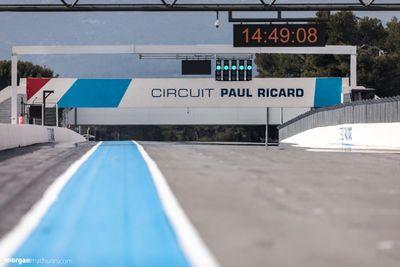 Mejoras en Paul Ricard