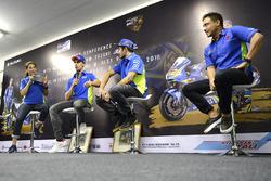 Алекс Рінс, Андреа Янноне, Team Suzuki MotoGP