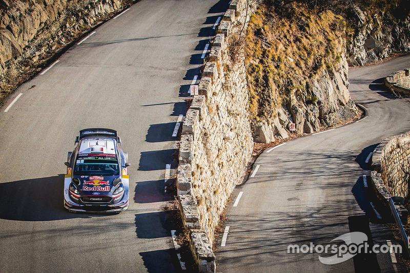 10. Sébastien Ogier, Julien Ingrassia, Ford Fiesta WRC, M-Sport Ford