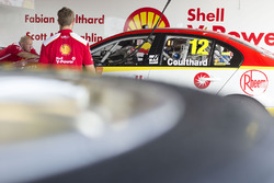 Car of Fabian Coulthard, DJR Team Penske Ford