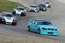 Ali Türkkan, Borusan Otomotiv Motorsport, BMW 320i