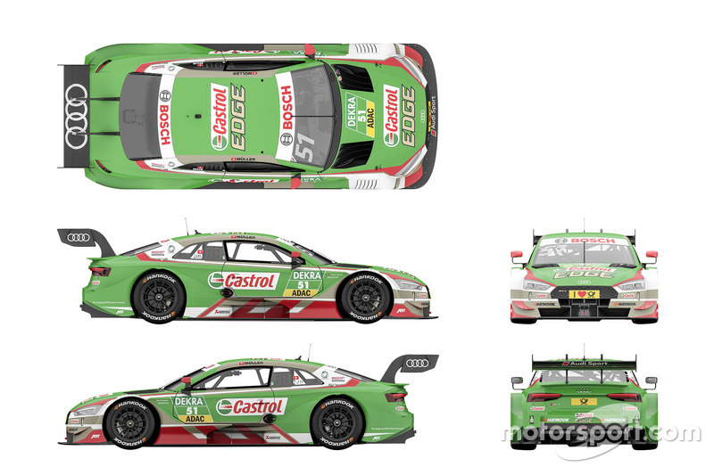 Ніко Мюллер, Audi Sport Team Abt Sportsline Audi RS5 DTM