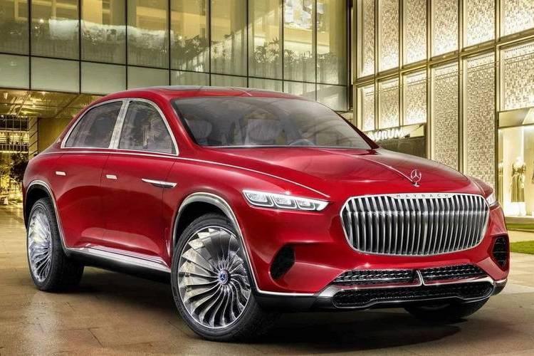 Autó Kiszivárgott fotókon a Mercedes-Maybach Ultimate Luxury