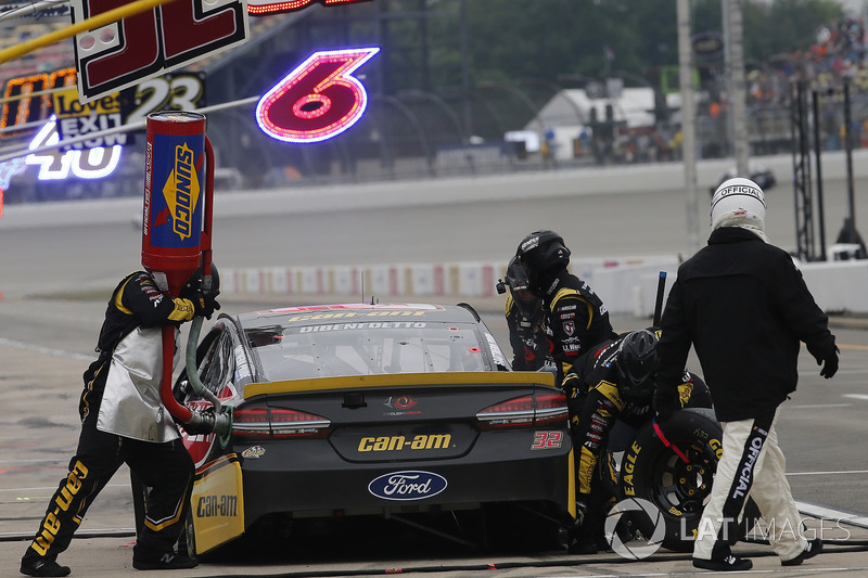 Matt DiBenedetto, Go FAS Racing, Ford Fusion