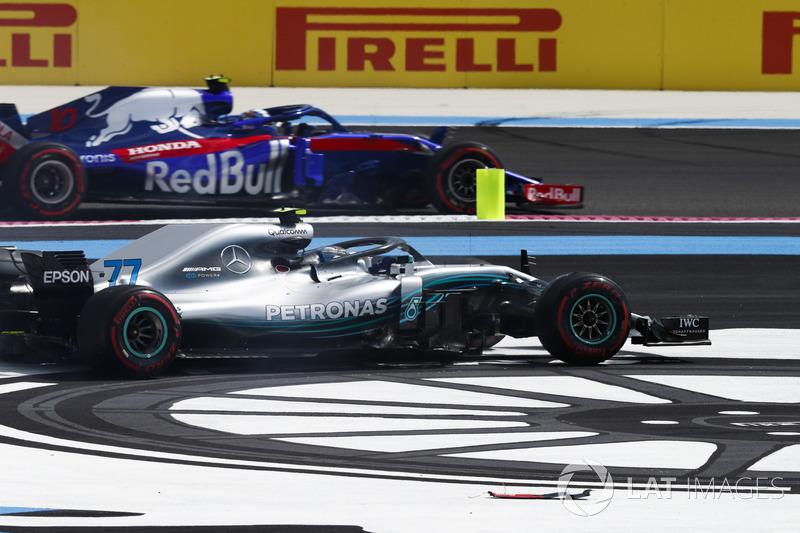 7e : Valtteri Bottas (Mercedes)