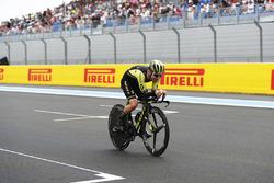 El ciclista Simon Yates