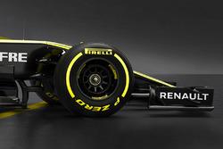 Деталі Renault F1 Team RS18