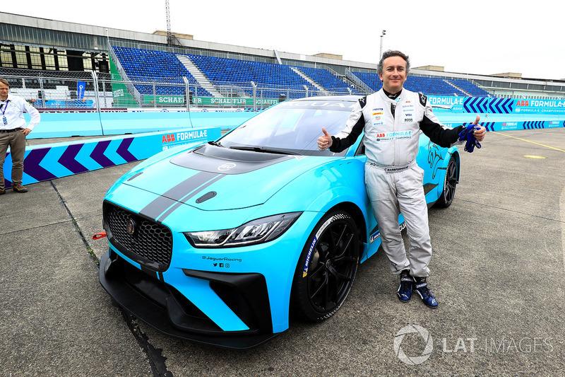Alejandro Agag, CEO, Formula E, Jaguar iPace eTrophy