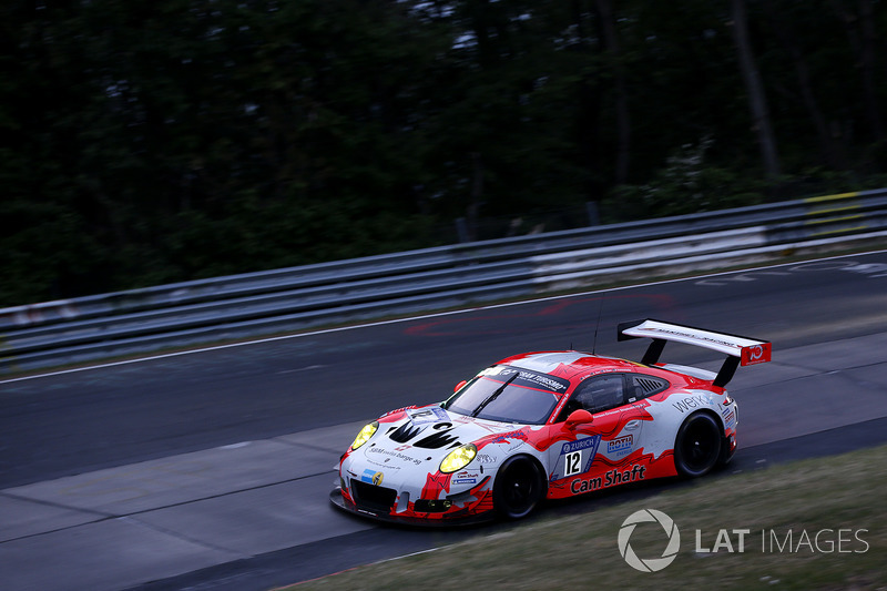 #12 Manthey Racing (Porsche 911 GT3-R)