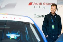 Sebastian Vettel, guest star