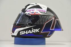 Le casque de Scott Redding, Pramac Racing