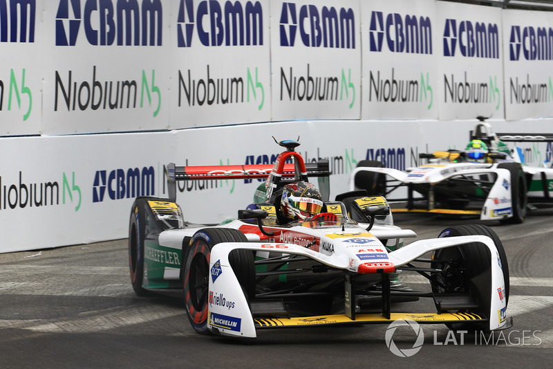 Daniel Abt, Audi Sport ABT Schaeffler, Lucas di Grassi, Audi Sport ABT Schaeffler