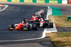 Dorian Boccolacci, MP Motorsport et Leonardo Pulcini, Campos Racing