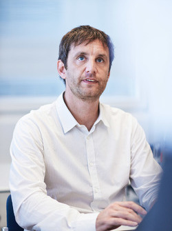 Pascal Derron, CEO van Swiss E-Prix Operations AG promotion company