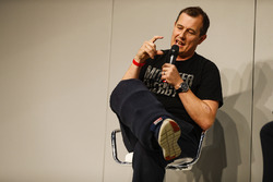 John McGuinness to Henry Hope-Frost on the Autosport Stage