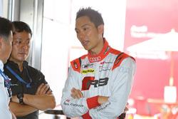 #21 Audi Team Hitotsuyama Audi R8 LMS: Tomonobu Fujii