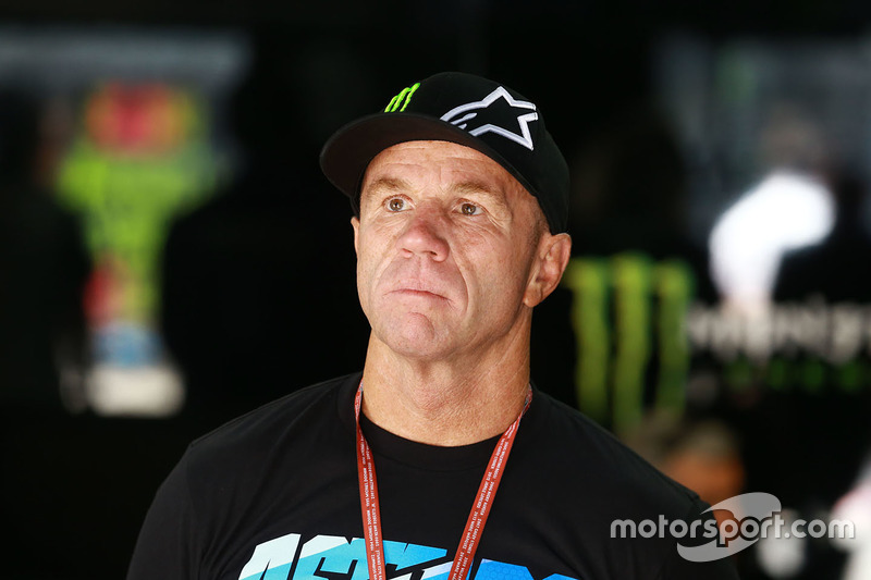 Randy Mamola, manager di Bradley Smith, Tech 3 Yamaha