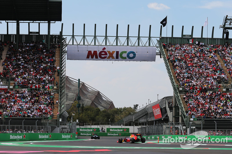 Max Verstappen - GP do México de 2016