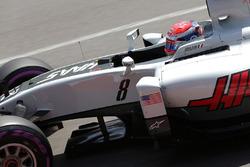 Роман Грожан, Haas F1 Team
