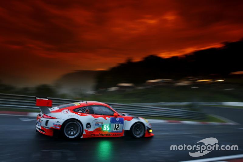 #12 Manthey Racing, Porsche 911 GT3 R