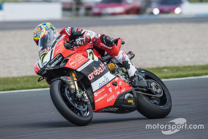 Чаз Девіс, Aruba.it Racing - Ducati Team