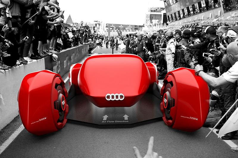 Audi Ayrus