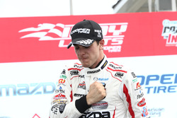 Pemenang lomba Santiago Urrutia, Schmidt Peterson Motorsports