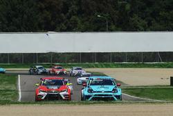 Stefano Comini, Leopard Racing, Volkswagen Golf GTI TCR
