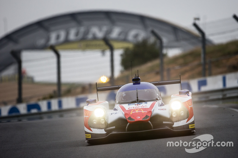 #41 Greaves Motorsport Ligier JSP2 Nissan: Мемо Рохас, Жульєн Каналь