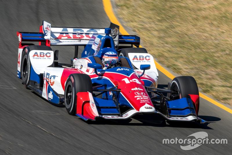 Такума Сато, #26, Andretti Autosport Honda