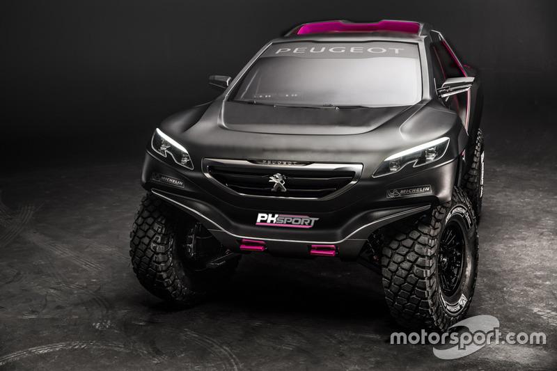 PH-Sport, Peugeot 2008 DKR16