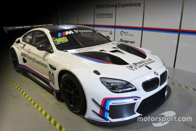 BMW Team SRM Livery Launch