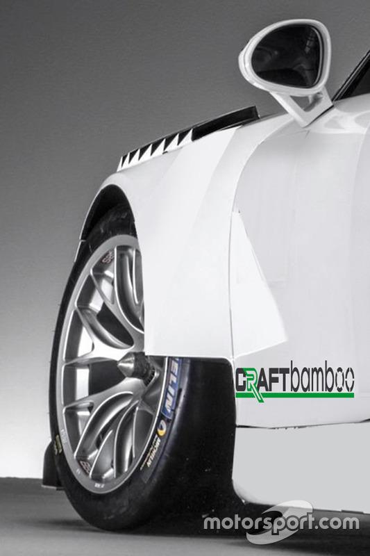 De Craft Bamboo Racing Porsche 911 GT3 R