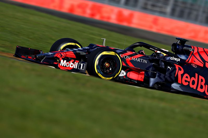 Max Verstappen, Red Bull Racing RB15