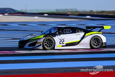 Blancpain GT Series, essais du mars