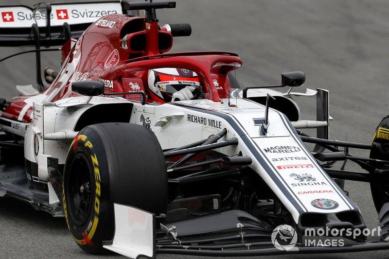 Кімі Райкконен, Alfa Romeo Racing C38