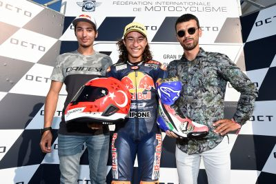 Red Bull Rookies Cup: Misano