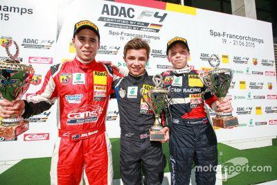 ADAC F4 : Spa-Francorchamps