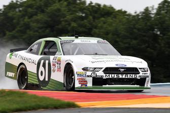 Kaz Grala, Fury Race Cars LLC, Ford Mustang DMB Financial