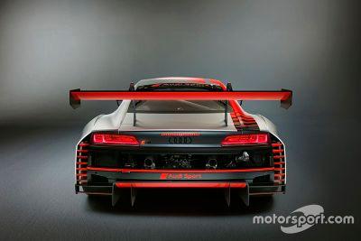 Presentación Audi R8 LMS 2019