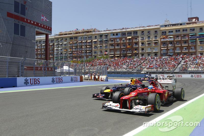 2012. Гран Прі Європи (Валенсія)