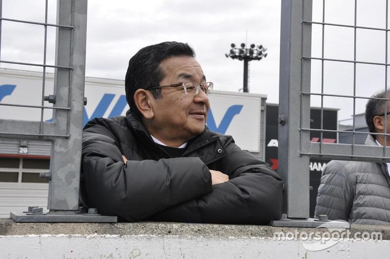 Такахиро Хонда, президент Honda